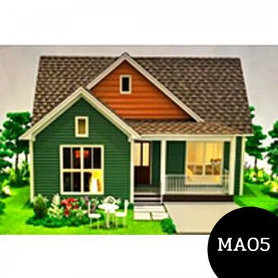 บ้านสำเร็จรูป MA05