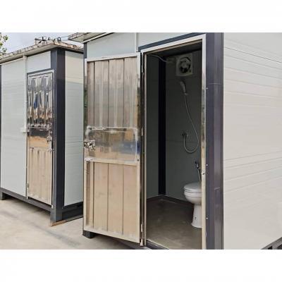 ห้องน้ำสำเร็จรูป 1.3x1.8x2.5 m