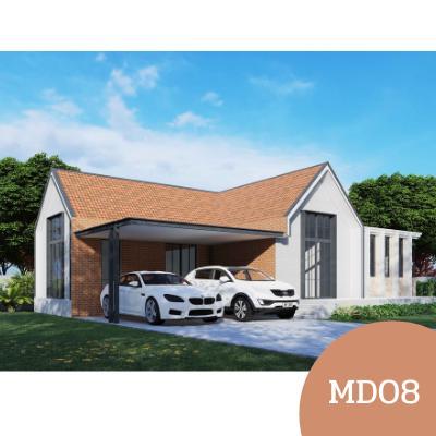 บ้านสำเร็จรูป MD-08