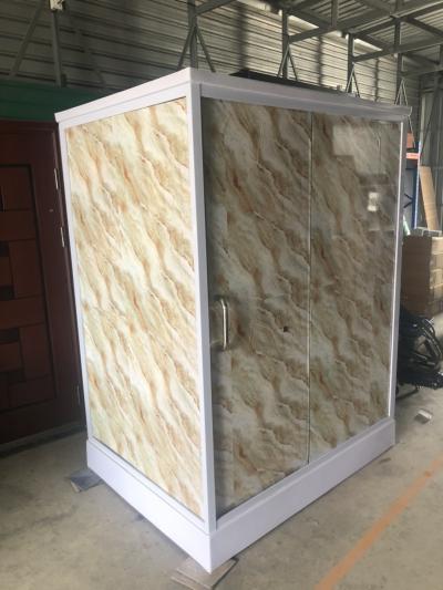 ห้องน้ำสำเร็จรูป 160x120x220 cm.