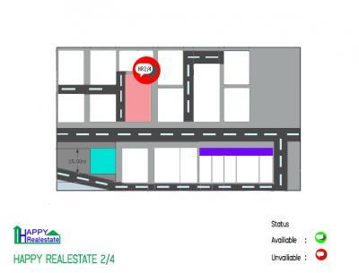 HR02-04 โกดังสำเร็จรูปให้เช่า 2 ถ.เทพารักษ์ 420 ตรม.