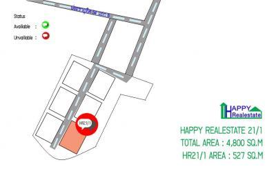 HR21-01 โกดังให้เช่า ประชาอุทิศ เขตทุ่งครุ 527 ตรม.
