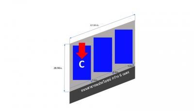 R14C โกดังสำเร็รูปให้เช่า พุทธมณฑลสาย 3 ซอย 7 190 ตรม
