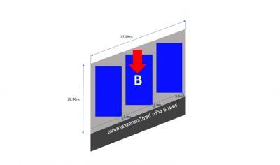 R14B โกดังสำเร็รูปให้เช่า พุทธมณฑลสาย 3 ซอย 7 200 ตรม